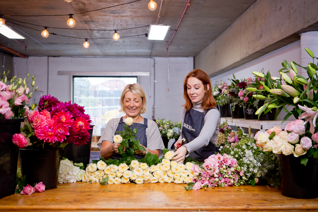 Florists at Daily Blooms