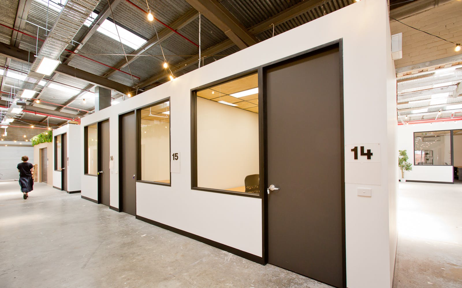 CLIK Collective Kensington - Offices